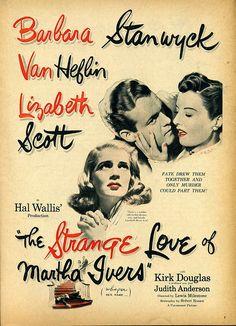 The Strange Love of Martha ........Uploaded By  www.1stand2ndtimearound.etsy.com
