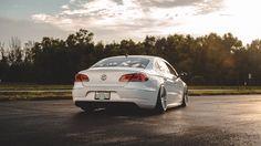 CC Owners: Suspension/Wheels/Tires - with specs & pictures Vw Cc, Car Volkswagen, Vw Passat, Sport Cars, Luxury Cars, Cool Cars, Audi, Wheels, Sedans