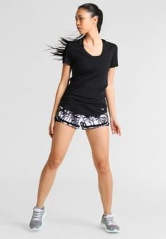 Superdry - 2-IN-1 - Short de sport - electric palm