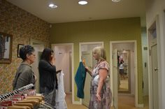 Mistral Marlow's Style, Colour & Fit night with style expert Karen Xavier.