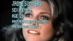 Bionic Woman Intro, via YouTube. When I was a little girl, I would have SWORN I was Jamie Summers lol!