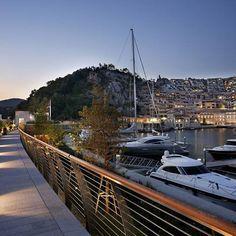 #beautiful and #exclusive #Marina at #Portopiccolo #Trieste #Italy