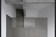 House in Opwijk by Marie-José Van Hee Architecten