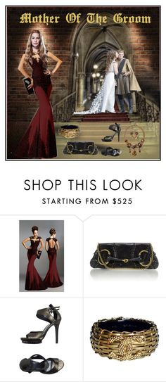 """Cersei Lannister"" by ul-inn ❤ liked on Polyvore featuring Trilogy, Janique, Gucci, Rodolphe Menudier, Chanel and Stephen Dweck"