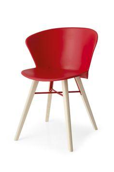 LA SEDIA BAHIA di #CALLIGARIS: DESIGN GIOVANE E COLORATO http://designstreet.it/il-tavolo-paper-e-la-sedia-bahia-design-giovane-e-colorato/ #designstreetblog