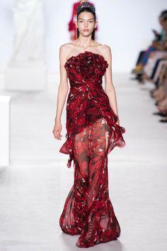 Giambattista Valli Fall 2013 couture // red carpet prediction: anne hathaway