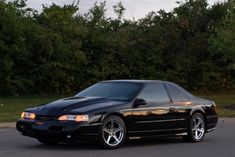 Jurgen 1994 Ford Thunderbird Specs, Photos, Modification Info at CarDomain Ford Thunderbird, Mustang Cars, Ford Mustang, Ford Lincoln Mercury, Ford Classic Cars, Ford Motor Company, American Muscle Cars, Ford Gt, Chevrolet Camaro
