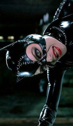 Michelle Pfeiffer, Catwoman.