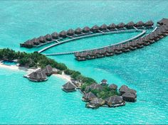 Taj Exotica, Maldives. one day...