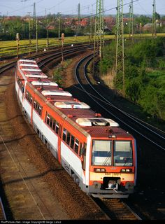 RailPictures.Net Photo: 6341 002-1 Hungarian State Railways (MÁV) 6341 at Szolnok, Hungary by Gergo Lancz