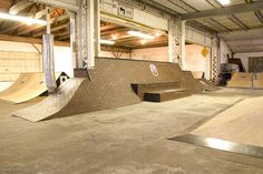 5050 Skatepark is New York City's only indoor skatepark. Located on 354 Front Street in Staten Island New York, they are conveniently located around the corner from the Stapleton train station – a short distance from the Staten Island Ferry and Staten Island expressway.