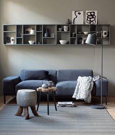 Zuiver - Tomorrow's design for today's interior Home Living Room, Living Room Designs, Living Spaces, Style At Home, Interior Styling, Interior Decorating, Piece A Vivre, Interiores Design, Interior Inspiration