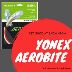 Check out my Yonex Aerobite badminton string review Badminton, Revolutionaries, Abs, Social Media, Feelings, Check, Crunches, Abdominal Muscles, Social Networks