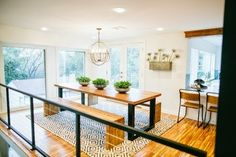 {Jessica Stout Design}: As Seen On the Fixer Upper {The Faceless Bunker}