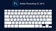 Adobe-Photoshop-CC-2014-Cheat-Sheet-Mac.png 2,560×1,440 pixels