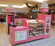 Cupcake-a-la-Carte Kiosk