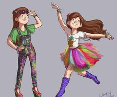 Find images and videos about fashion, gravity falls and mabel on We Heart It - the app to get lost in what you love. Dipper Und Mabel, Mable And Dipper, Mable Pines, Fanart, Gravity Falls Fan Art, Gravity Falls Anime, Grabity Falls, Desenhos Gravity Falls, Pinecest