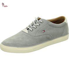 B2385olt 1c, Sneakers Basses Homme, Noir (Black 990), 44 EUTommy Hilfiger