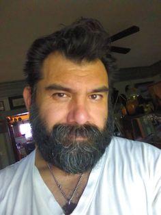 Men Beard, Hairy Men, Bearded Men, Hot Beards, Hairy Chest, Bears, Fox, Silver, Foxes