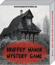 Whodunnit mystery games and murder mystery dinner parties. Dinner Party Games, Sleepover Party, Game Party, Party Props, Slumber Parties, Mystery Dinner, Mystery Parties, Diy Party Crafts, Craft Party