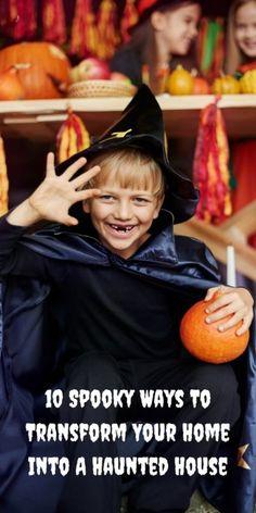 10 Spooky Ways To Tr