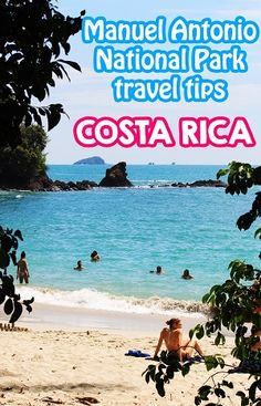 Tips for visiting Manuel Antonio National Park: find out all you need to know about visiting this beautiful park. http://mytanfeet.com/costa-rica-national-park/manuel-antonio-national-park-costa-rica/
