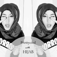 "Today we'll present our theme ""Preetycool with Hijab"". Please stay tuned ❤"