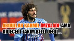 ABDULLAH'TAN 5 YILLIK İMZA! - Trabzon Haber | Trabzon Net Haber