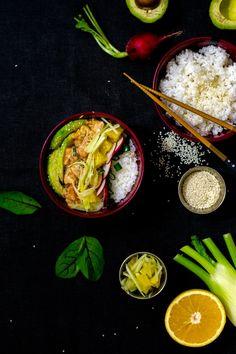 Cosmopolitan – Blogit | JULIA Toivola – POKE BOWL - Kuin riisuttu sushi