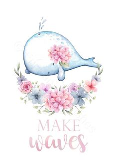 Girls Nursery Arctic Animals Prints Set, Arctic Nursery Wall Art, Floral Animal, Polar Bear Penguin Whale Narwhal, Girls Nursery Decor Art - Home Page Nursery Wall Art, Girl Nursery, Nursery Decor, Nursery Prints, Nursery Design, Art Floral, Arctic Animals, Baby Animals, Penguin Animals