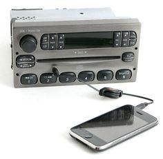 Ford Explorer Sport Trac 2001-2002 Radio AM FM CD w Aux mp3 Input 1L2F-18C815-HA