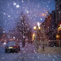 Snow! -Antwerp