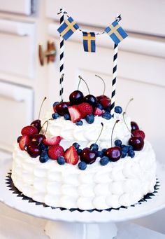 studenttårta Cakes And More, No Bake Cake, Birthday Celebration, Party Planning, Deserts, Birthday Cake, Sweets, Homemade, Food