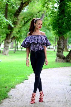 My Silk Fairytale: Gingham Rose