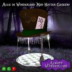 Almost Wonderland - http://maps.secondlife.com/secondlife/Eldritch/190/193/79