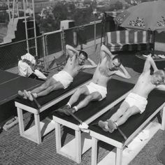 @FrancenePerel: Men do #Pilates!  Mat for Men® Trademarkded by Francene Perel