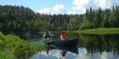 Cabo Norte, Laponia,Trekking en Laponia,Kayak en Laponia, Papa Noel en Laponia