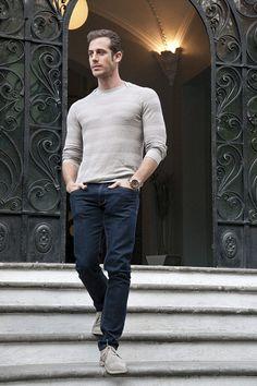 Moda en la Calle #GQ
