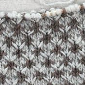 Suuri Käsityö, ohje, video, 9/2015, Tarja Tegelberg, neulominen, kaksipuoleinen patenttineule | Kodin Kuvalehti Crochet Hook Set, Crochet Cross, Hand Crochet, Knit Crochet, Knitting Stitches, Hand Knitting, Knitting Patterns, Crochet Patterns, Easy Crochet Projects