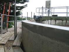 At contract start there was a difference of up; to 100 mm. in the height of opposing sides. Using the latest laser technology Cracks Contracting resolved this issue to a tolerance of 5 mm.http://www.cracksnorthwest.co.uk/concrete-crack-repair-using-specialist-polymer-modified-concrete-repair-mortar.html
