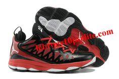 ddcfc9d62aa15d Jordan CP3.VIX Chris Paul Shoes Black Red Chris Paul Shoes