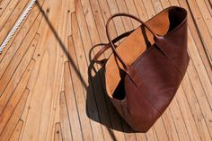 style, leatherwork, 2lotuffdecktotejpg 940620, leather tote, spring totebag, leather work, lotuff leather, luscious leather