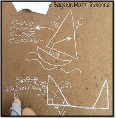 Chalking it up in Mathematics! Engaging and fun ways for students to take ownership of their work.