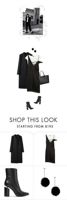 """""""Street Style"""" by heypandagirl ❤ liked on Polyvore featuring Margaret Howell, R13, Alexander Wang, Tuleste and MANGO"""