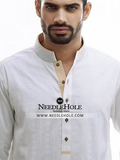 Indian kurta shalwar dress for men in Los Angeles USA http://lnk.al/2fh7
