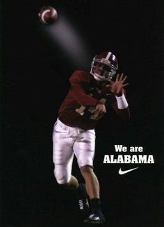 JUST DO IT. BAMA FOOTBALL CREATED JUST DO IT!!! ROLL TIDE!!!