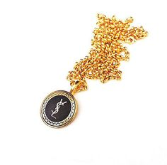 eaf69938672 This beautiful piece features: **A lovely pendant made out of a repurposed  vintage