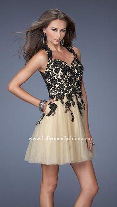 La Femme 18949 La Femme Prom PZAZ DRESSES,THE BEST DRESS STORE ON ...