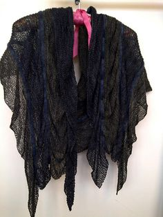Ravelry: knittily's another shawl!