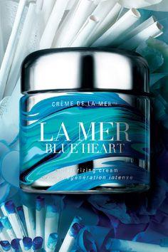 Transform your skin with #LaMer Crème de la Mer World Oceans Day, a limited edition version of the cult-favorite Creme de la Mer. Find it now at Saks.com. #SaksBeauty
